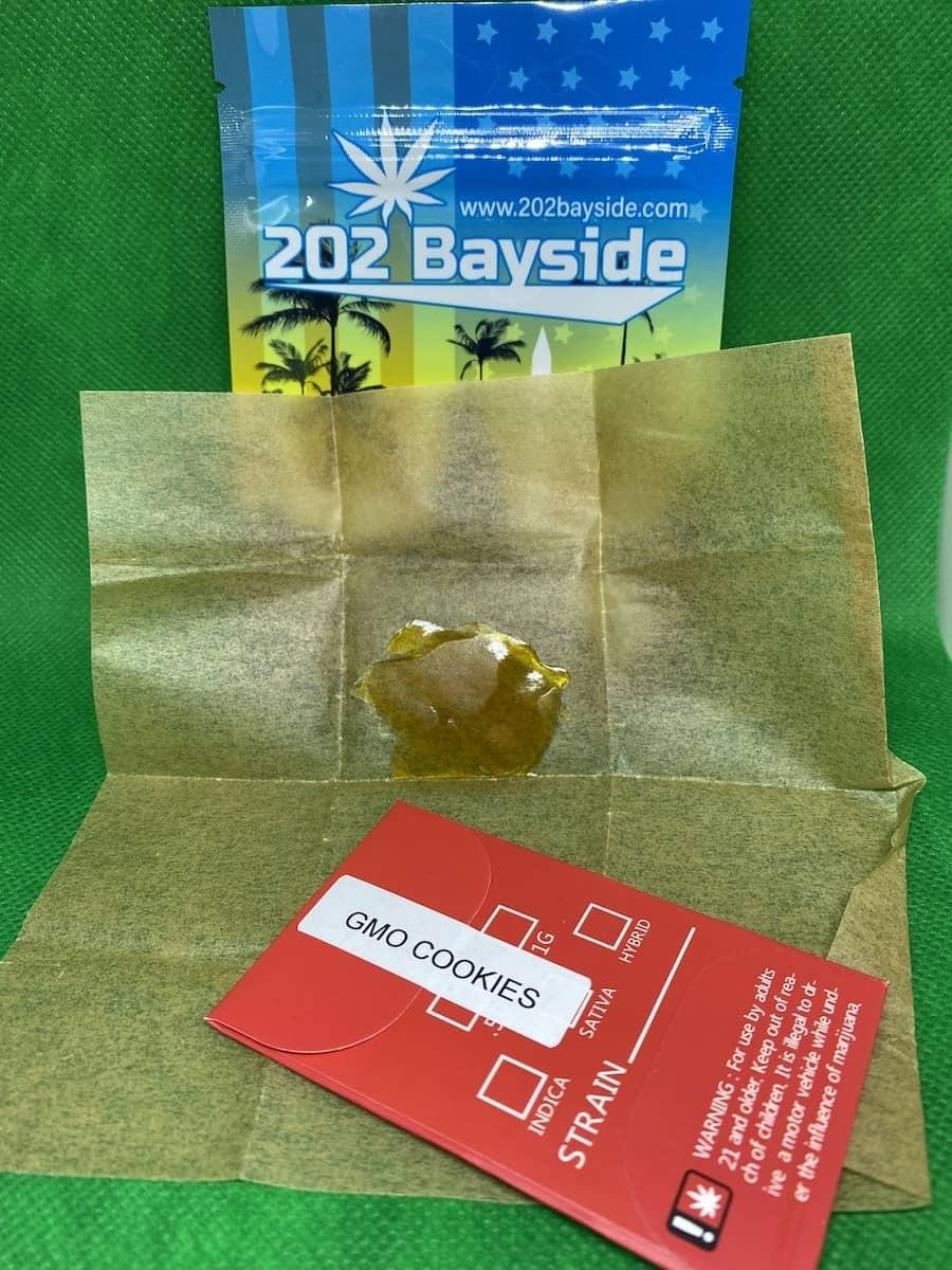 202 Bayside Menu DC Weed Delivery 202Bayside